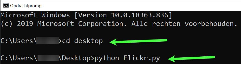 Python bestand openen
