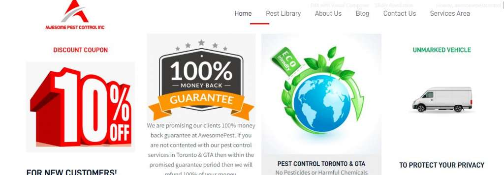 Awesome Pest Control Awesomepest