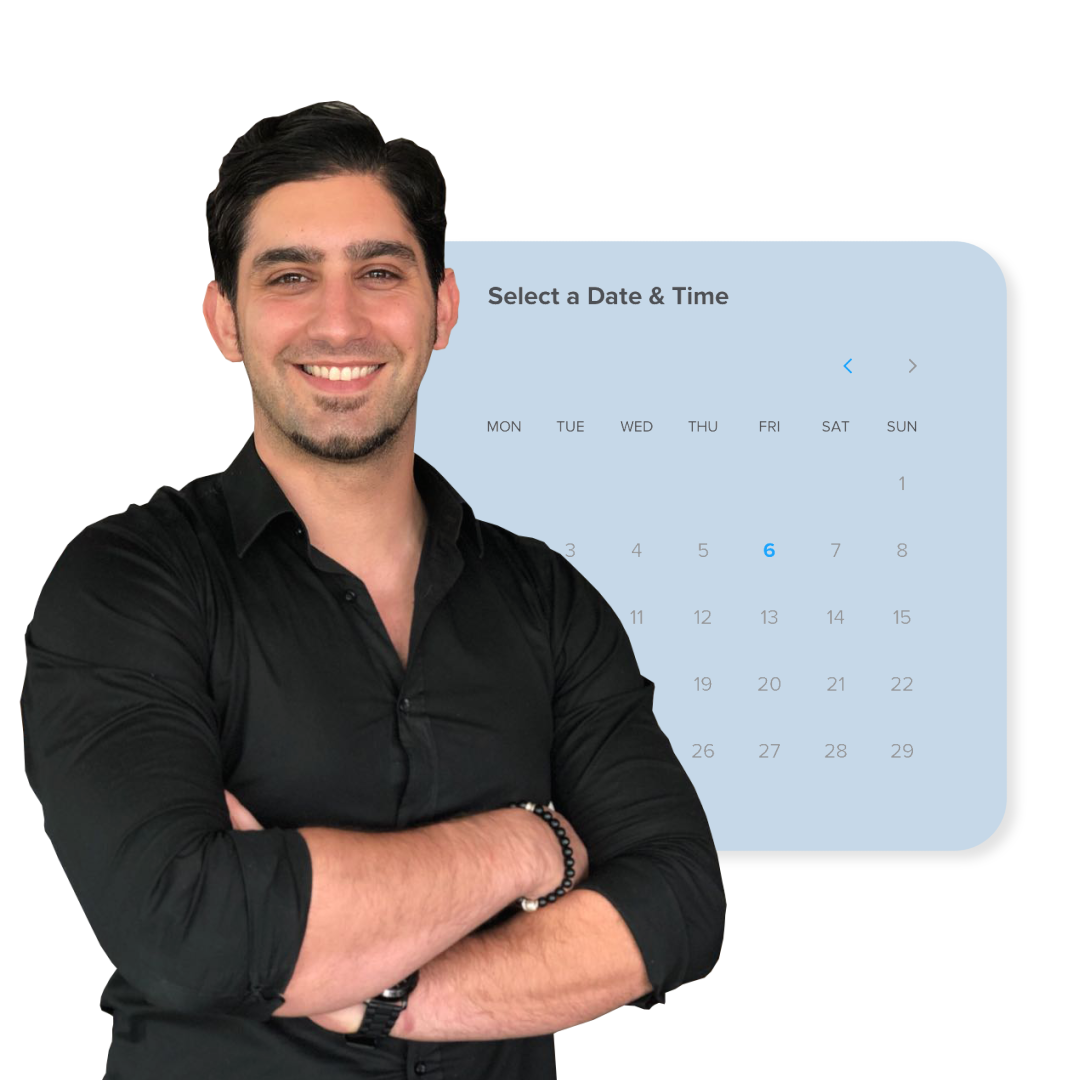 Erendiz Ates Calendly visual