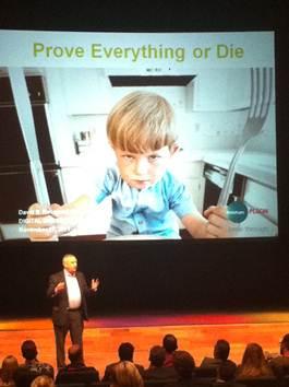 B2B marketing prove or die