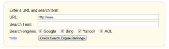 b2b marketing url checker