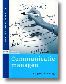 communicatie manager