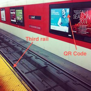 qr train