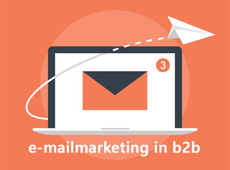 B2B e-mailmarketing voor een efficiënte contactstrategie