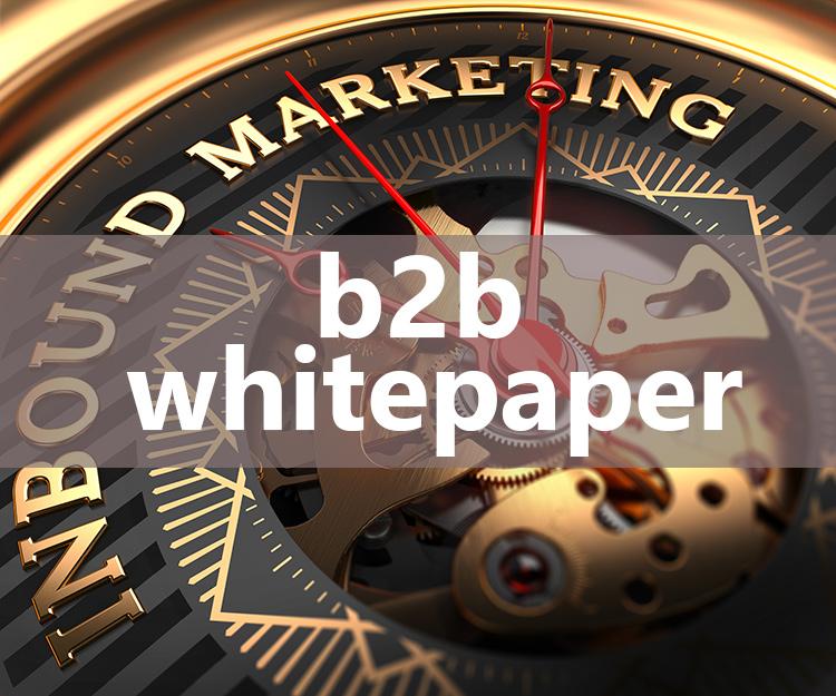 whitepaper b2b inbound