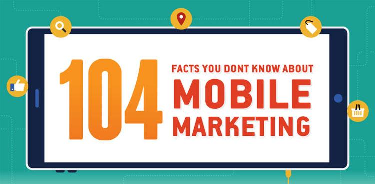 Infographic | Feiten over mobile marketing die je nog niet wist