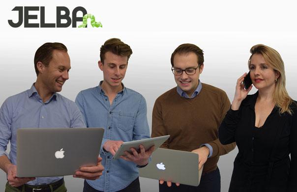 b2b online marketing jelba
