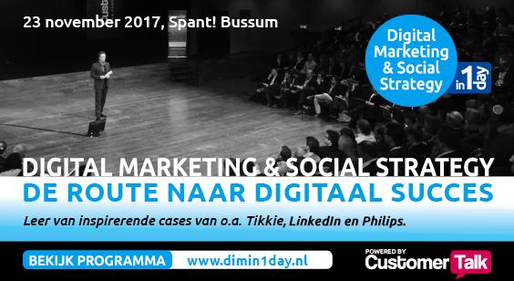 digital marketing en social strategy 2017