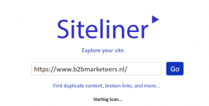 seo tooltip siteliner