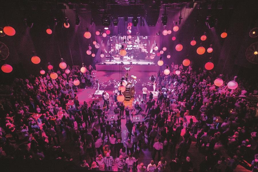Meetings en Events efteling 360 tour
