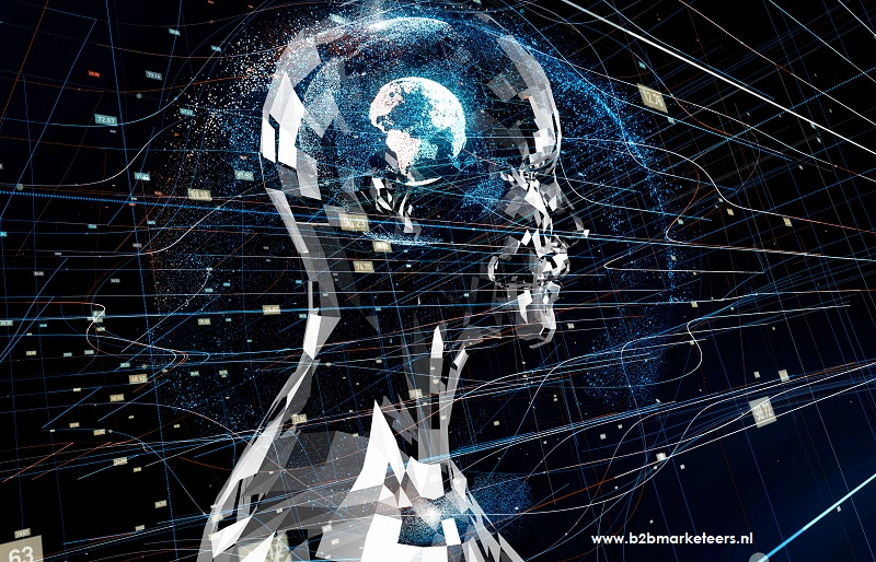 Waarom Artificial Intelligence steeds populairder wordt in B2B marketing