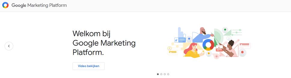 Google Marketing Platform Content Marketing