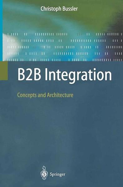 b2b integration boek