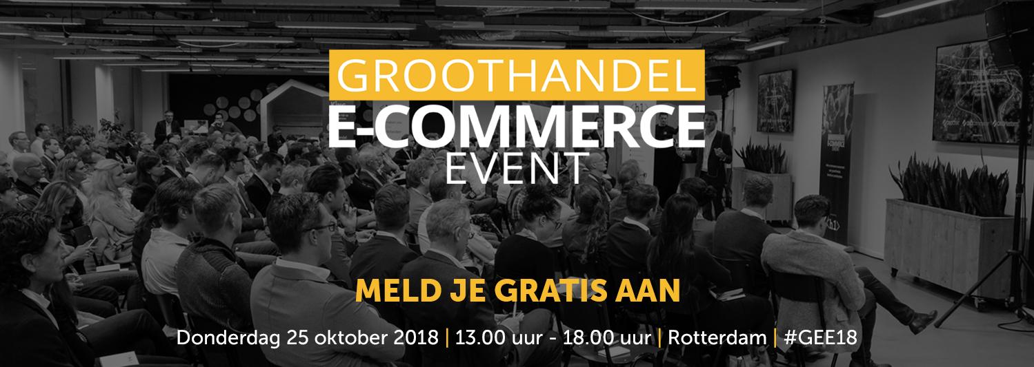 b2b e-commerce event 2018