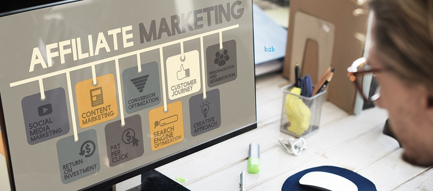 affiliate marketing b2bmarketeers