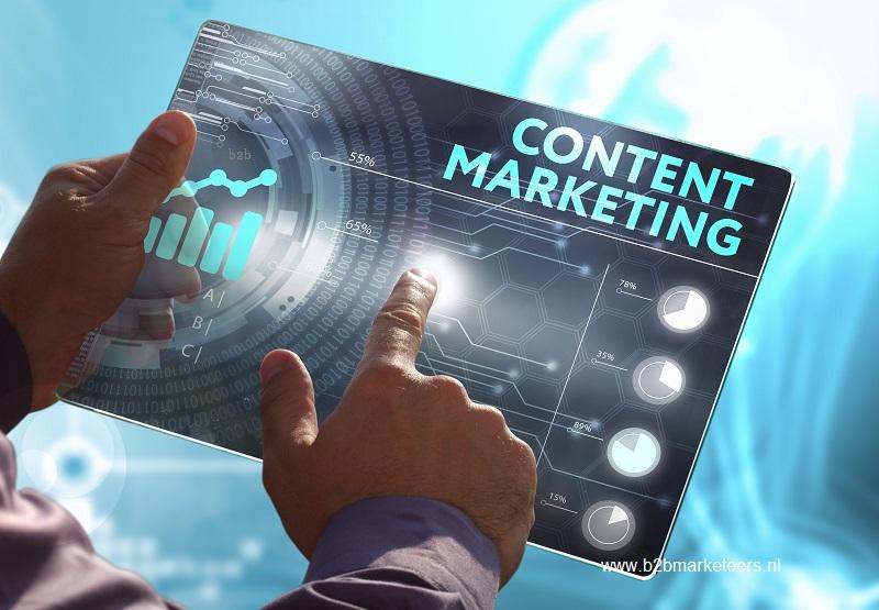 content marketing personaliseren b2b