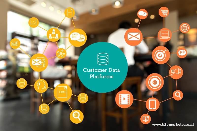 customer data platform b2b