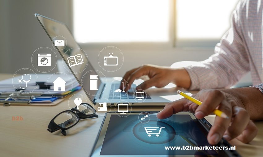 b2b e commerce case