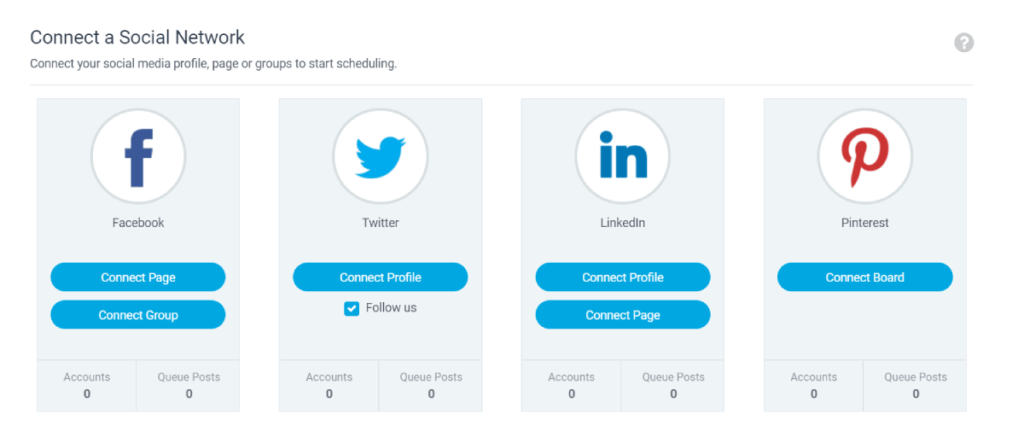 Socialpilot review accounts koppelen setup