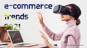 b2b e-commerce trends 2021