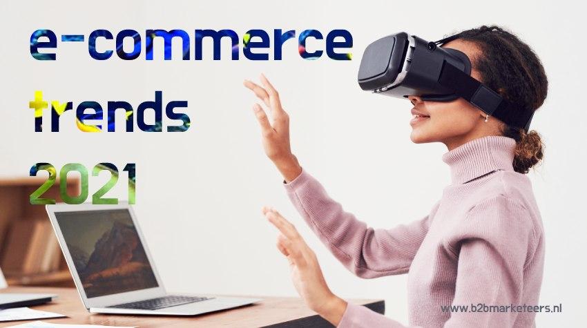 b2b e-commerce trends 2021