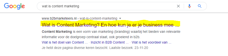 content marketing tip paginatitel
