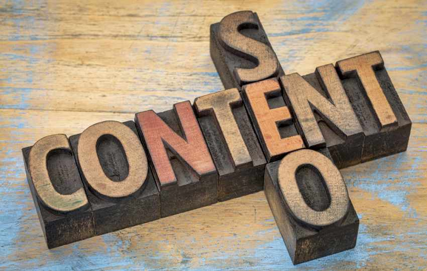 linkbuilding content