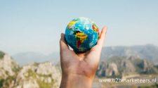 wereld internationale marketing