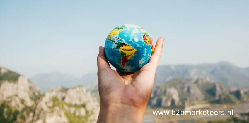 Grensverleggende marketing: cruciaal voor internationaal succes