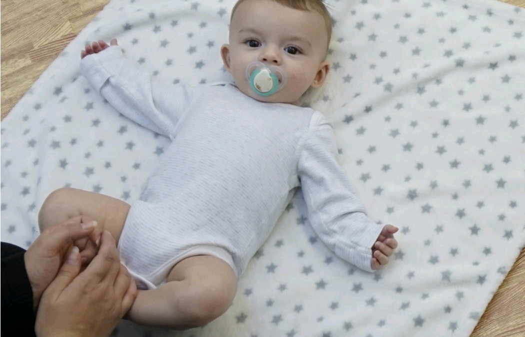 The Benefits of a Baby Massage Course