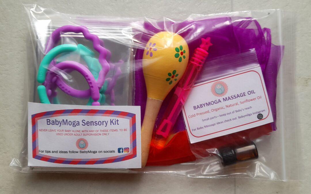 BabyMoga Sensory Kit
