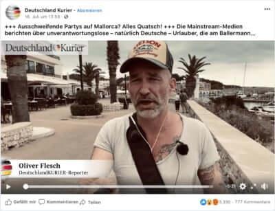 Deutschlandkurier Mallorca