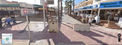 Bierstraße Mallorca Streetview