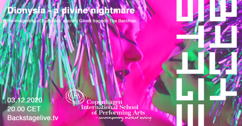 CISPA present Dionysia - a divine Nightmare - livestream by backstagelive.tv