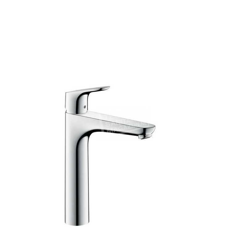 Hansgrohe Focus wastafelkraan highriser hoog model incl. waste 31608000