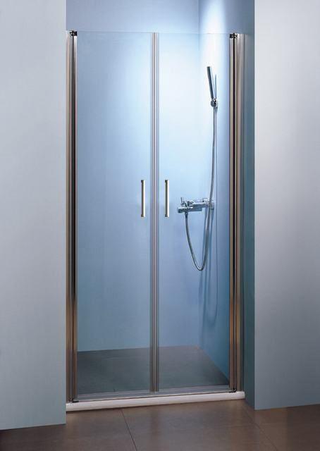 Pendeldeur Met Profiel 90 X 200 cm 6 mm Veiligheidsglas Aqua Royal