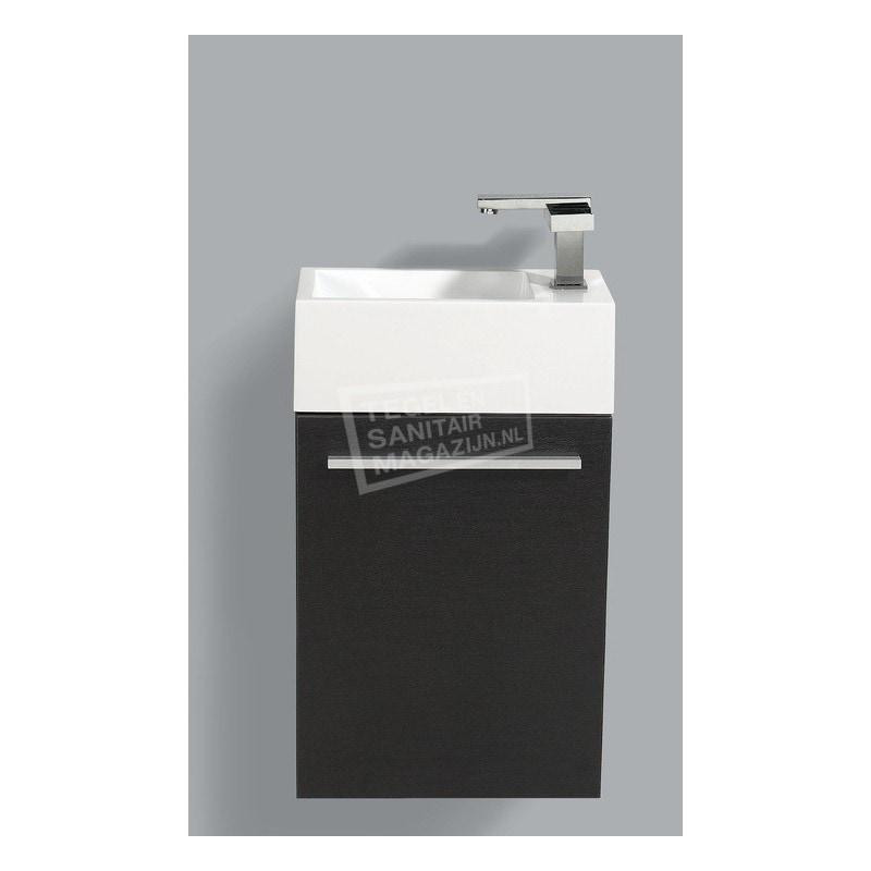 Sanilux Toilet fonteinkast 41x23x18cm