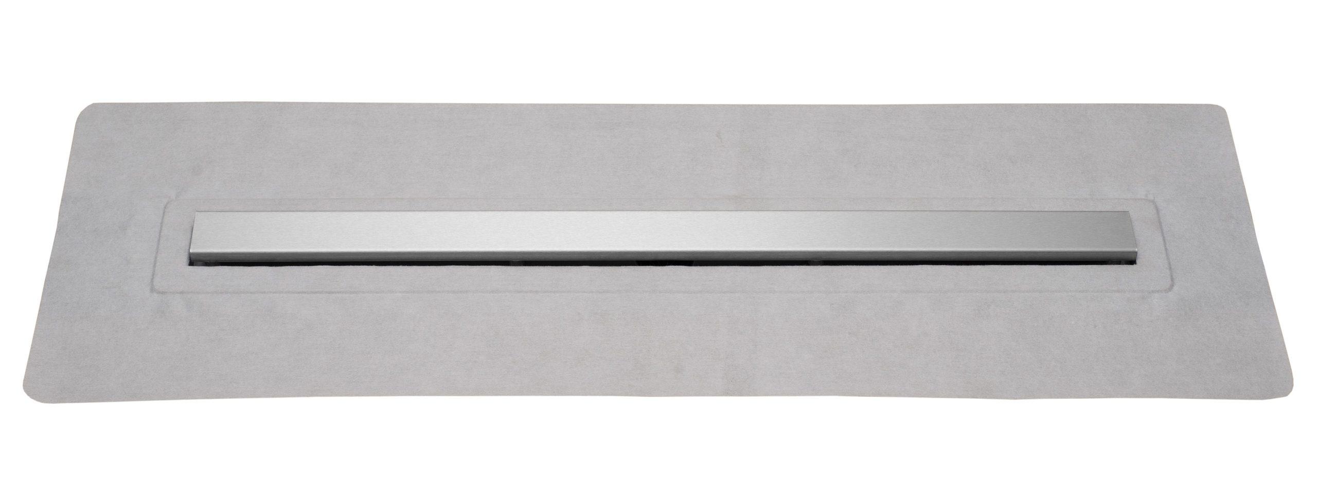 Schutte Free Douchegoot met RVS rooster, lengte 900 mm