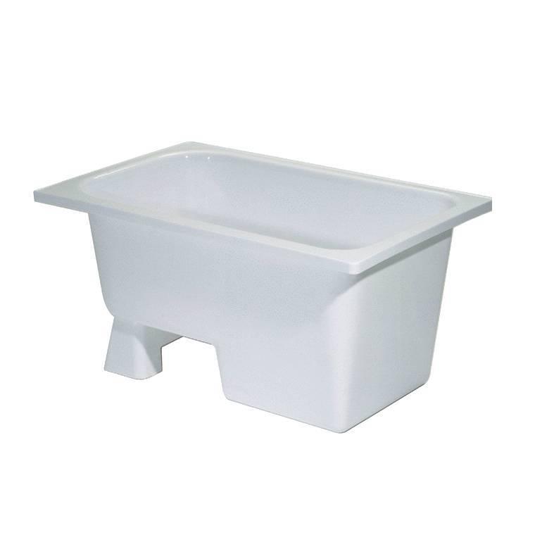 Zitbad Marinella 105X65X52 cm Aqua Splash