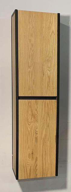 B-Stone Wood badkamerkast 39x35x150cm eiken