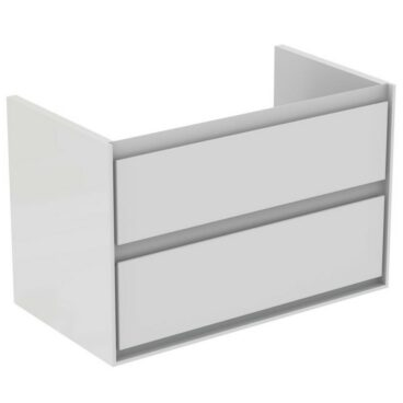 WASTAFELONDERKAST 80X44CM WIT I.S.CONNECT AIR E081