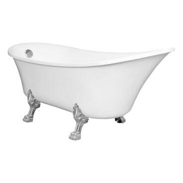 Kerra Antica vrijstaand bad 164x70cm wit