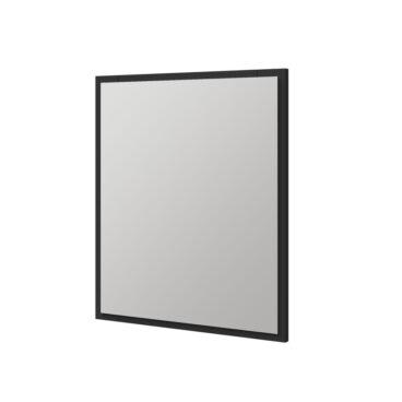 Tiger S-line spiegel met frame 60x70cm mat zwart