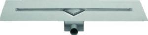 Easy Drain S-line douchegoot 100 cm met rooster zero voor tegel