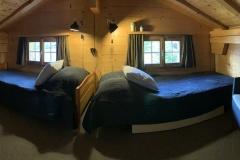 Schlafzimmer 3 auf Galerie