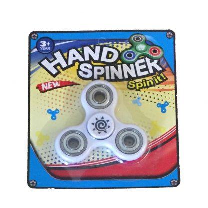 Hand spinner finger spinner ny i förpackning - Vit