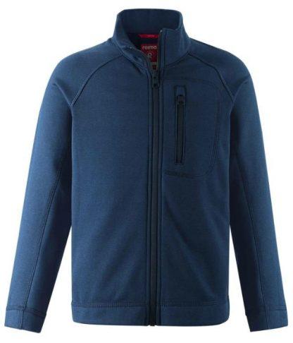 3 i 1 skaljacka Reimatec med avtagbar fleece ljusblå strl 128