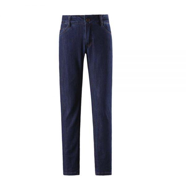 Reima Zeil jeans med stretch Reimago ficka kvalitetsjeans