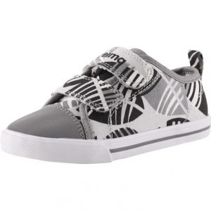 Reima sneakers Metka grå strl 25
