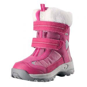 Reimatec ® rosa vinterskor Kinos vattentäta fodrade kängor